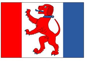 Vlajka obce Odřepsy